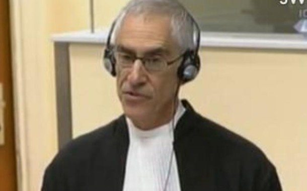 Karadzic and Empty Gestures
