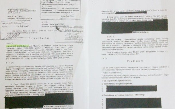 Make All War Crimes Trials Public, Bosnia Urged