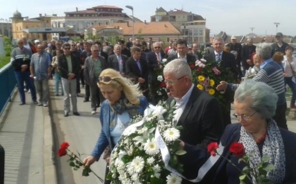 Obilježena godišnjica rušenja mosta u Brčkom
