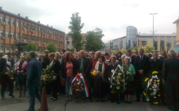 Marking Murder of about One Hundred Civilians in Brcko