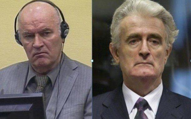 Karadžić traži Krajišnika i Mladića
