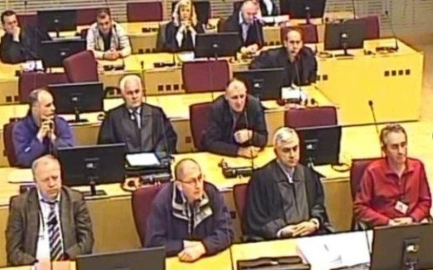 Stupari Serbs Guarded for Their Own Safety, Defense Witnesses Say