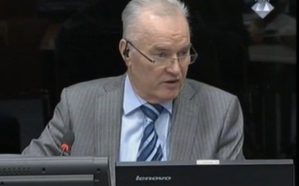 Mladic Witness: Serb Army 'Helped Thousands of Croats'