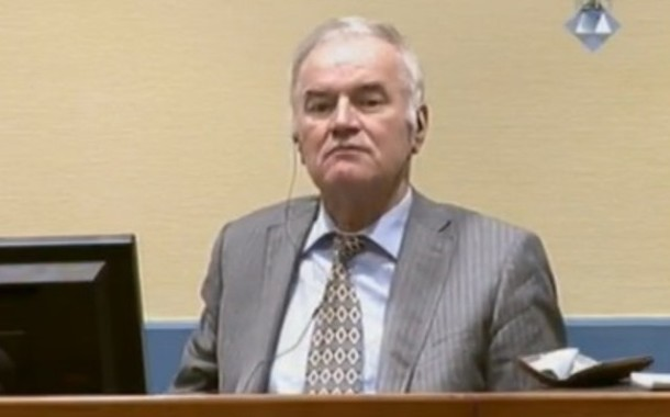 Ballistics Expert Testifying at Mladic Trial Says Bosnian Serb Army Only Attacked Military Targets