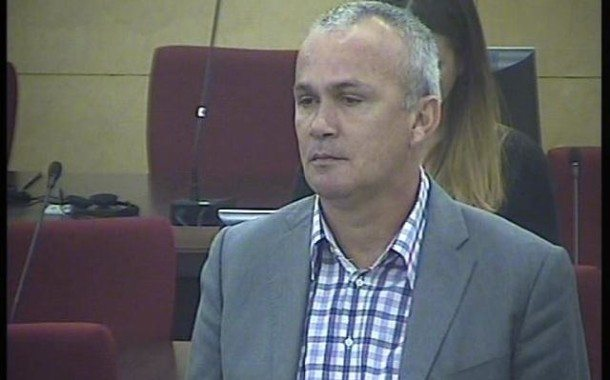 Defense Witness Claims Saric Wasn't in Bratunac in July 1995