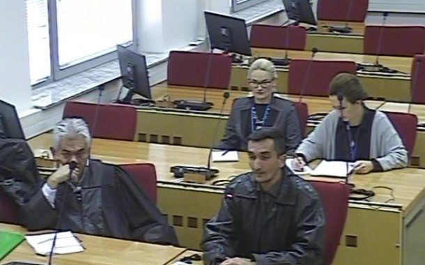 Presentation of Evidence at Boskovic Trial Ends