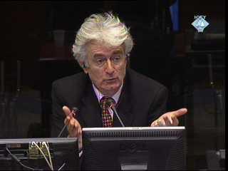 Karadžić: Lekcije sa Miloševićevog suđenja