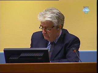 Karadžić: Tvrdnje o ataku na porodicu