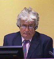 Karadžić: Odbijen zahtjev za odbacivanje optužnice