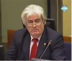 Karadzic: Incidents Removal Motion Rejected