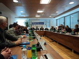 Meeting of BiH and Hague Tribunal Judges