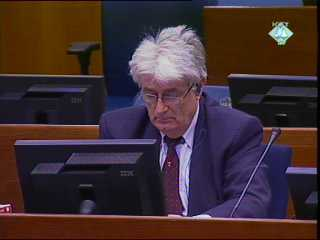 Karadzic: Defence to start Presenting Evidence in October