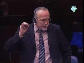Karadzic: Proof of Impartiality