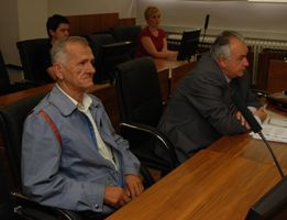 Local Justice - Todorovic: Four Years in Prison