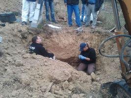 Pronađena masovna grobnica u opštini Osmaci