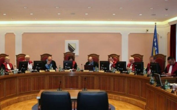 Ustavni sud nije naložio puštanje osuđenika