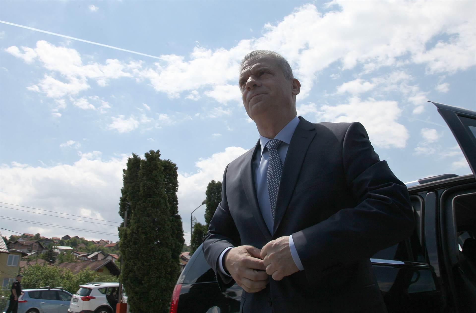 Radončić i ostali: Barbarić udaljen iz sudnice i kažnjen sa 3.000 KM