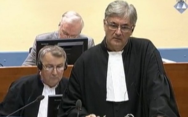 Mladic Demands Hague Tribunal Appeals Judge's Removal