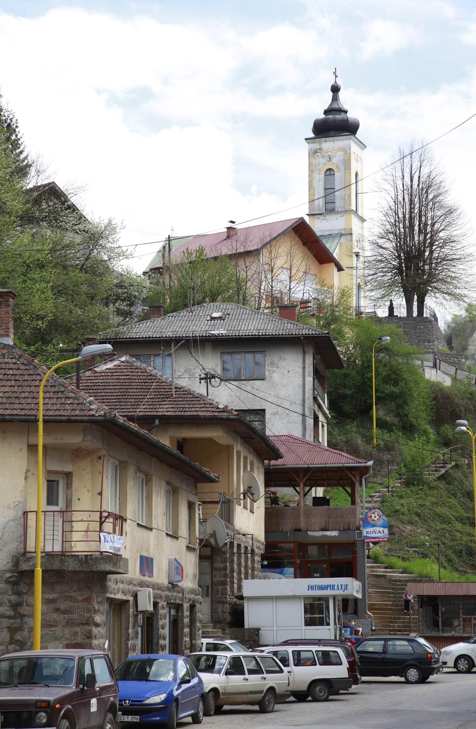Srebrenica 1