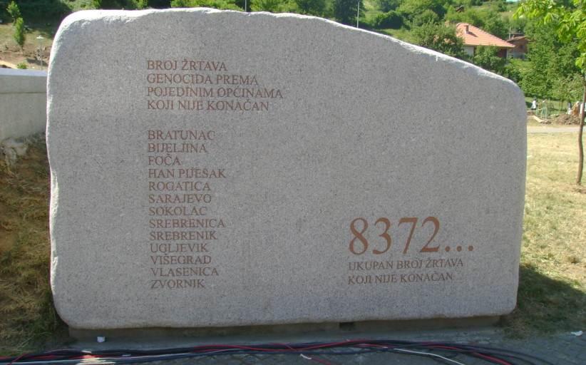 Za genocid u Srebrenici do sada osuđene 24 osobe