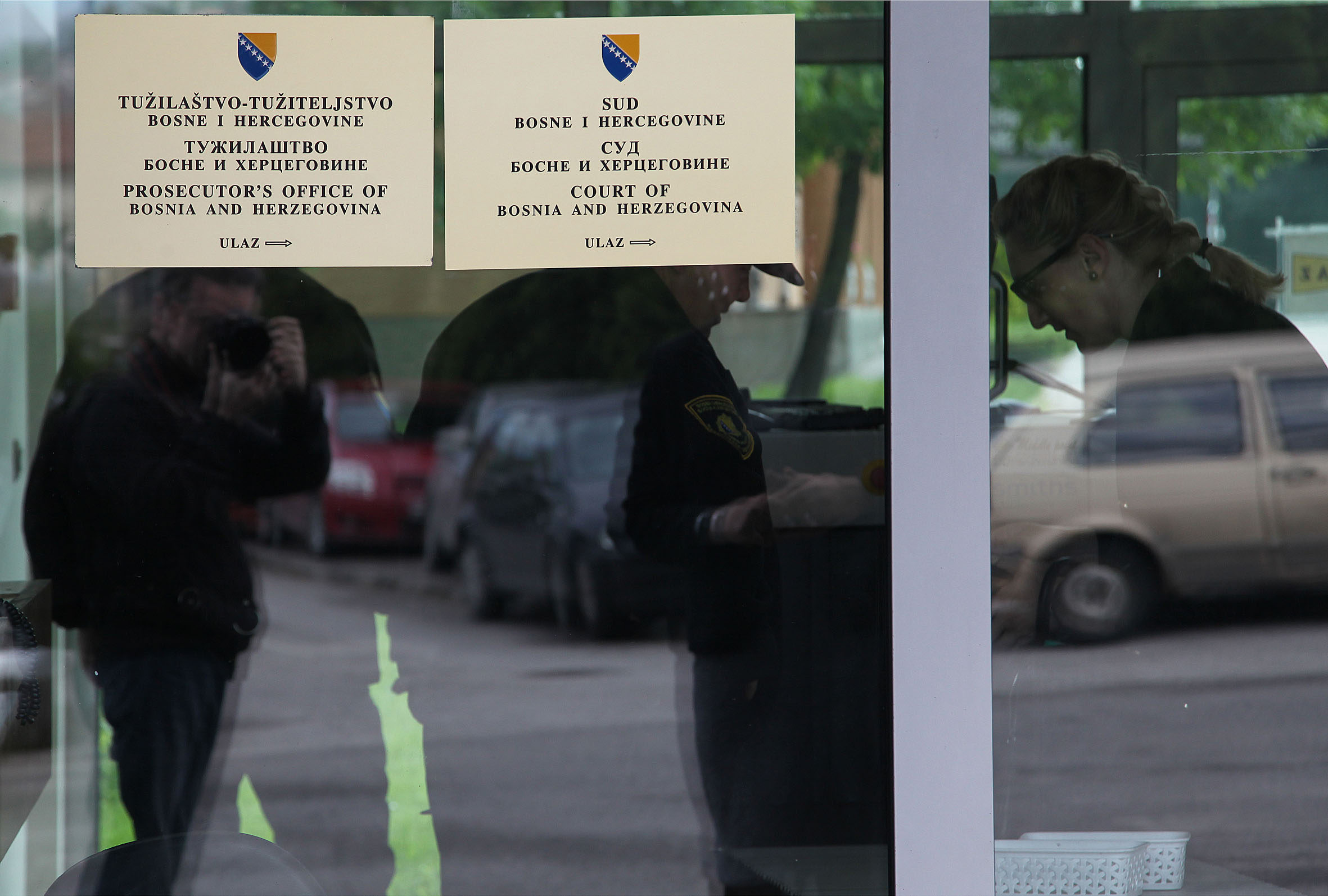 Visoko sudsko i tužilačko vijeće Izvor: BIRN BiH