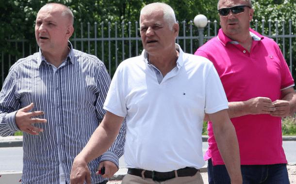 Preminuo optuženi Izet Arifović