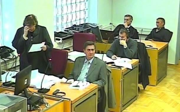 Godinjak i ostali: Svjedočenja o zdravlju optuženog