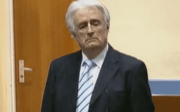 Odbijen Karadžićev zahtjev za privremeno puštanje
