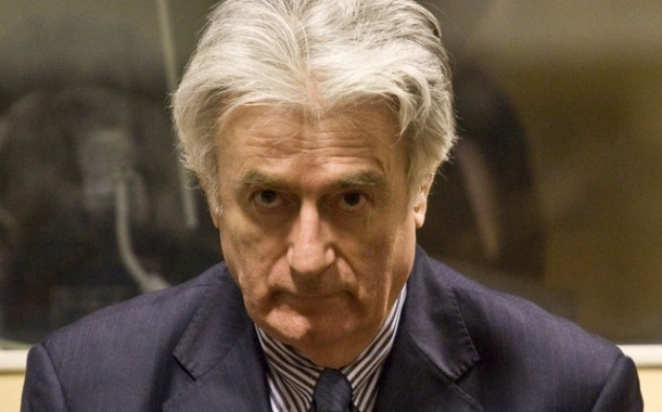 Radovan Karadzic Asks for Release Before Final Verdict