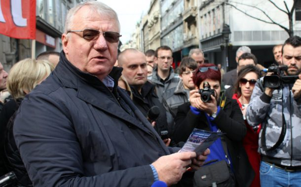 Seselj Asks to Appeal War Crimes Conviction