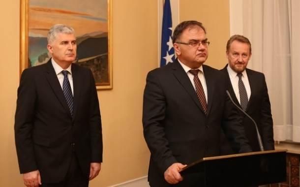Predsjedništvo zaključilo ugovor za novo Ivanićevo vozilo