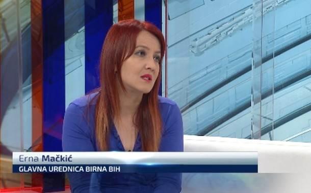 Erna Mačkić za N1 komentarisala presudu Radovanu Karadžiću