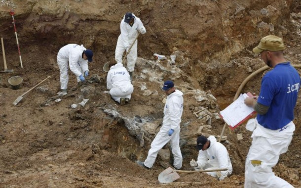 Mladic Witness Contests Mass Grave Exhumation Report