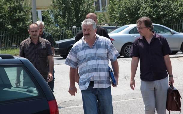 Milunić i ostali: Nije vidio optuženog na dan akcije
