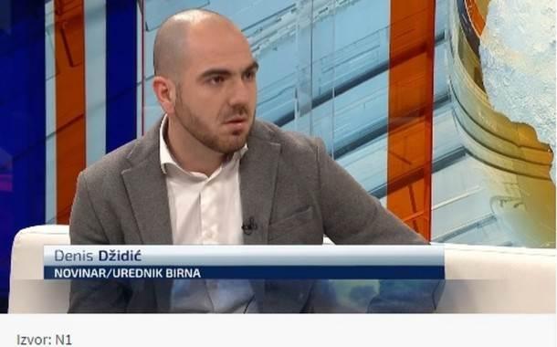 Denis Džidić za N1: