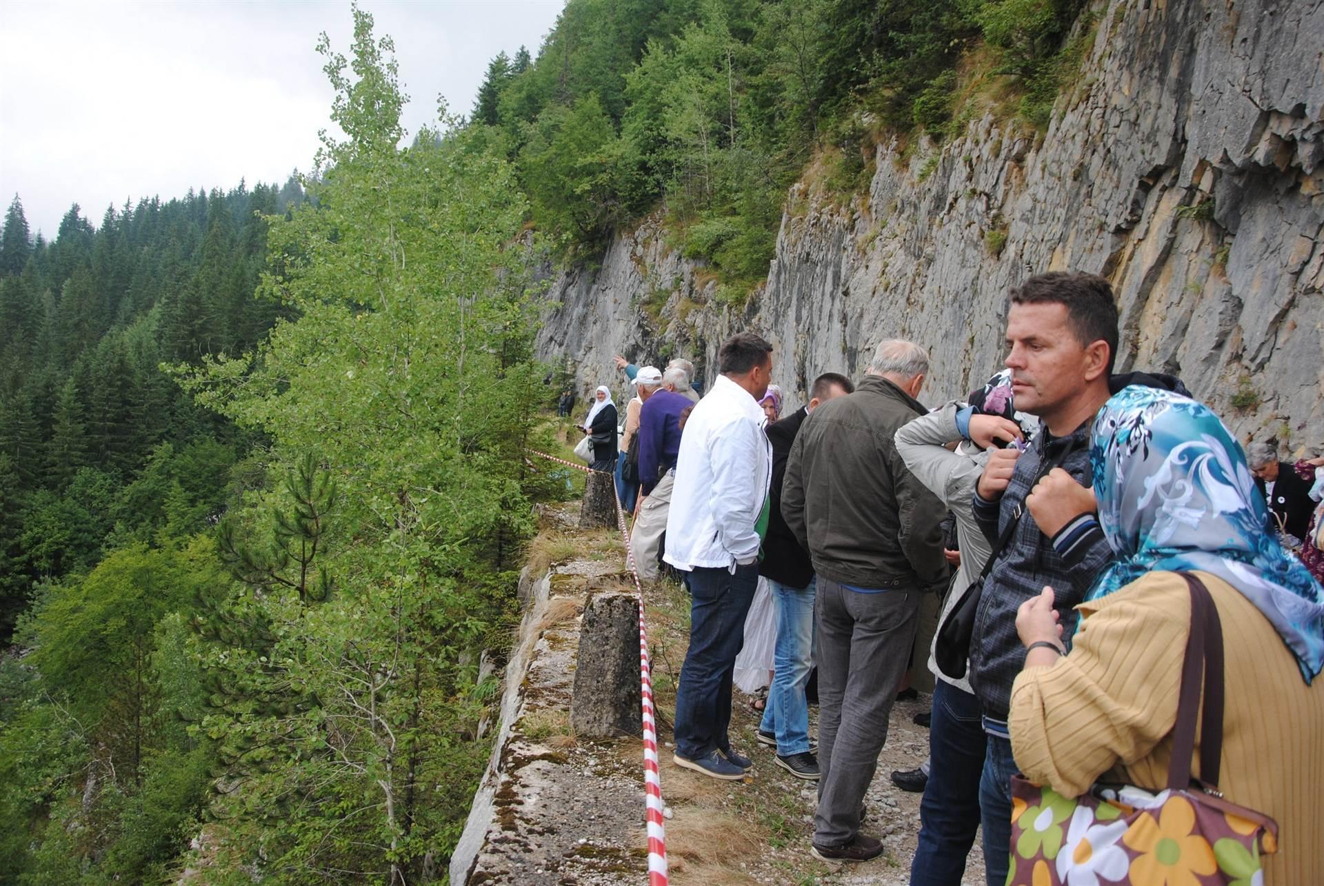 Korićanske stijene, Izvor: BIRN BiH