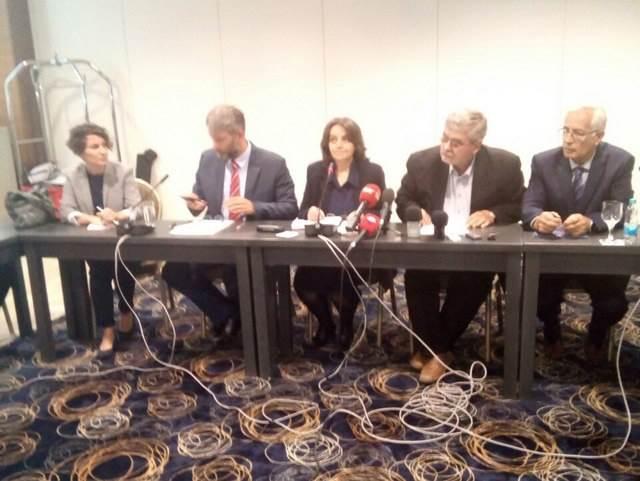 Konferencija o nestalim osobama u Sarajevu. Izvor: BIRN BiH