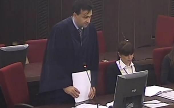 Zatraženo udaljenje Državnog tužioca Olega Čavke