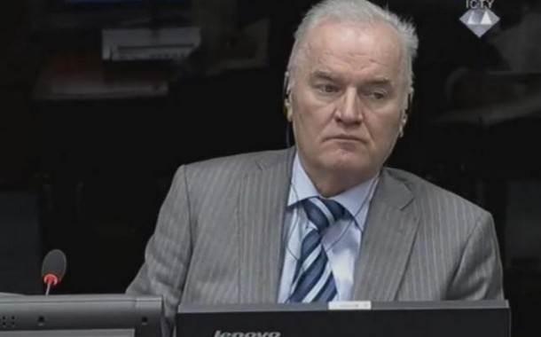 Žalba na odluku o zatvaranju dokaznog postupka Mladićeve Odbrane