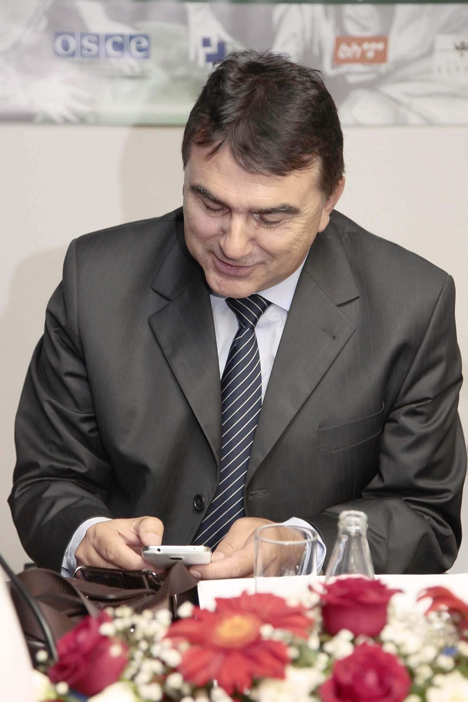 Goran Salihović: Izvor: BIRN BiH