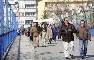 Merkez i ostali: Zatočeni Srbi izlazili vani