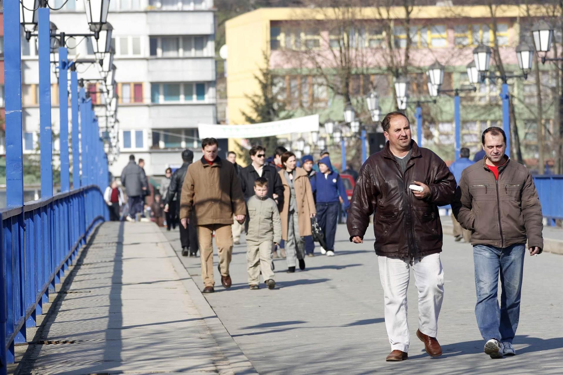 Merkez i ostali: Loši uslovi boravka u policiji