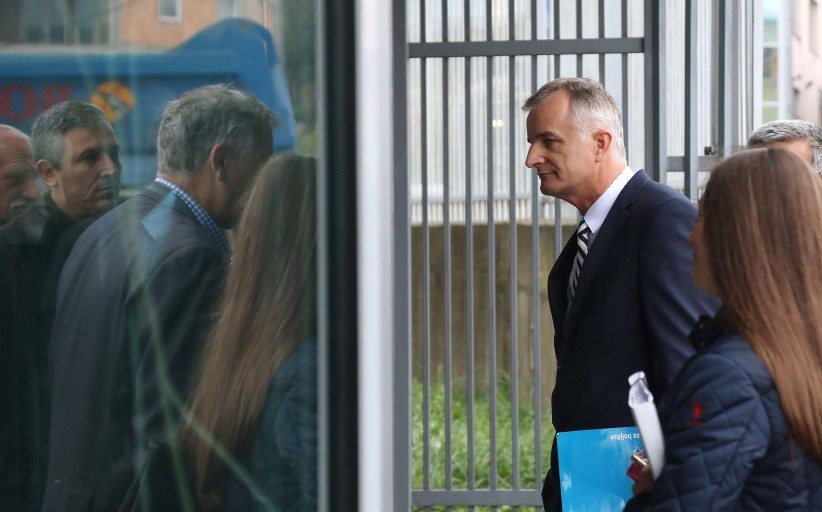 Lijanovići i ostali: Firme kršile propise