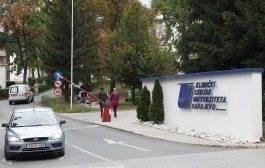 """Klinički centar u Sarajevu bi mogao izgubiti titulu """"univerzitetski"""""""