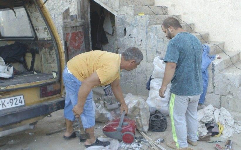 Romi u selu Hrastovi: Preko željeza do hljeba