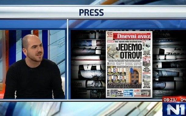 N1: 'Za Hrvatsku nije problem hapšenje, već kvalifikacija djela'