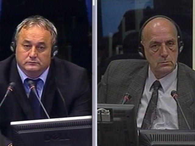 Stanišić i Milošević: Ukinuta presuda za genocid