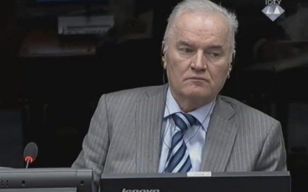 Mladic Appeals ICTY Denial of Temporary Release