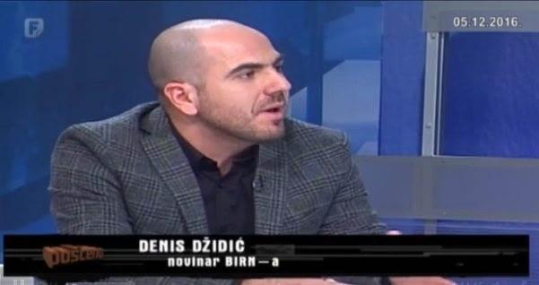 """Denis Džidić u emisiji """"Pošteno"""": O izazovima BiH pravosuđa"""