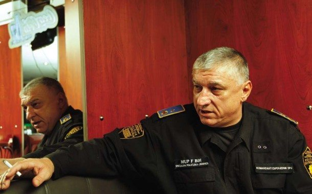 Sarajevo Police Commander Charged with War Crimes